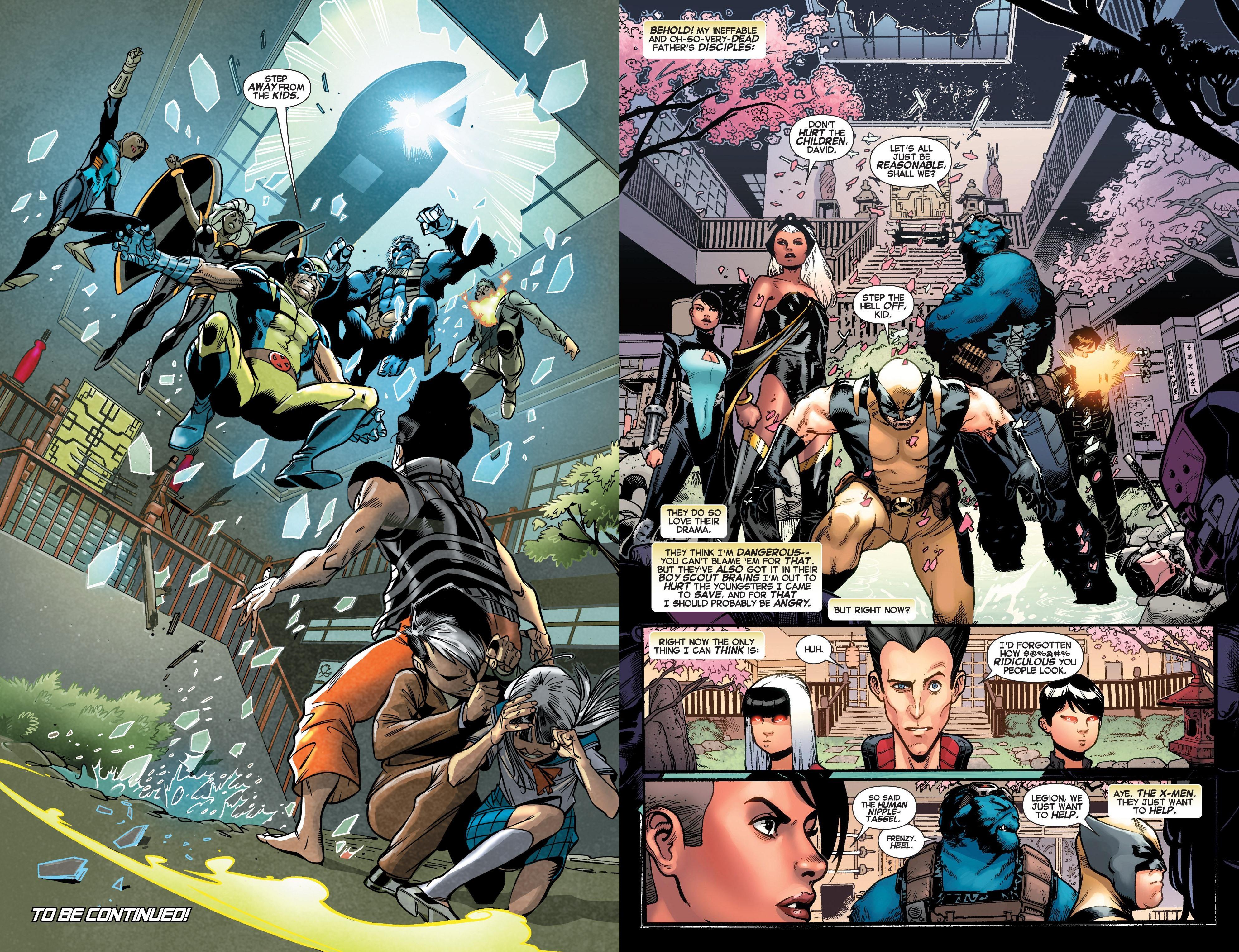 X-Men Legacy Prodigal review