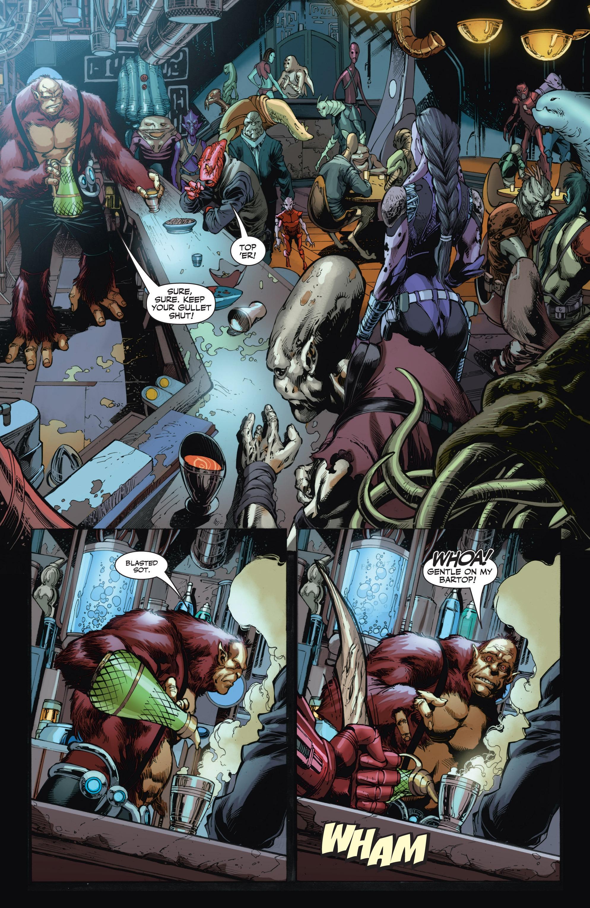 X-O Manowar - Armor Hunters review