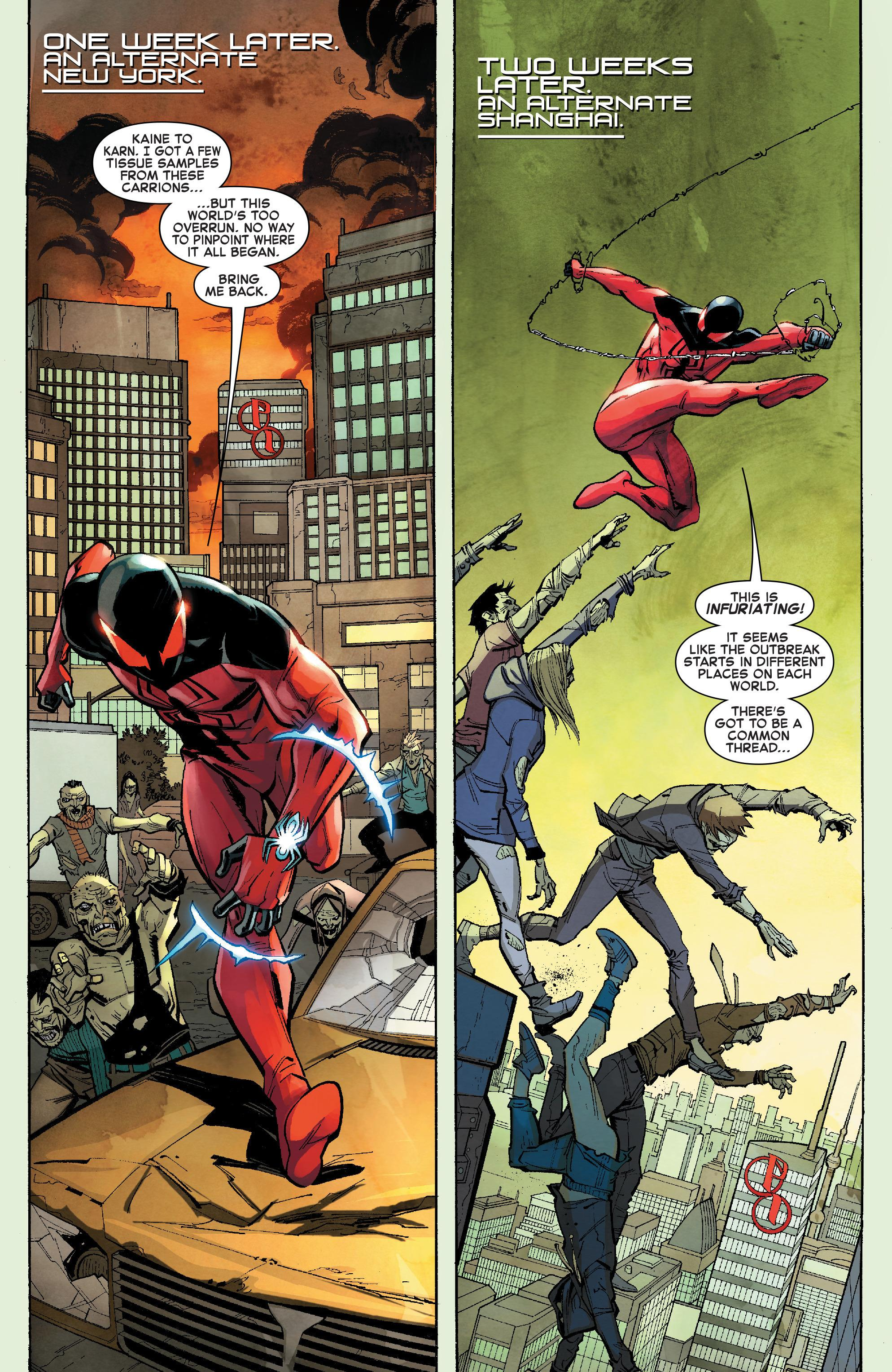 Amazing Spider-Man Worldwide v 5 review