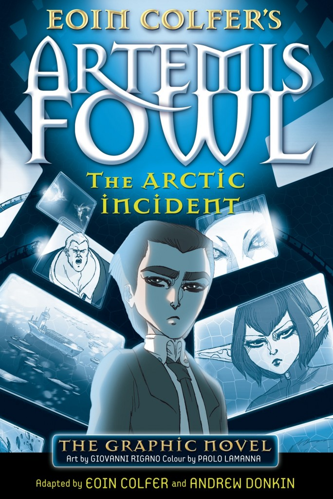 Artemis Fowl: The Arctic Incident – The Graphic Novel