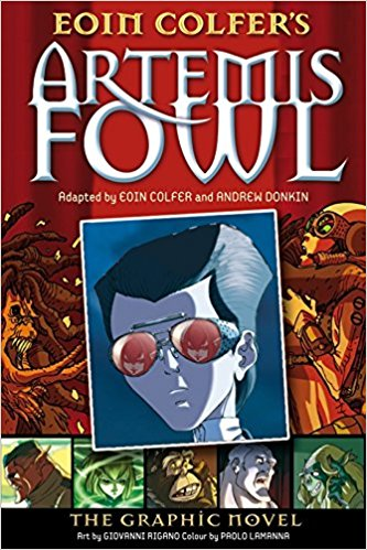 Artemis Fowl The Graphic Novel
