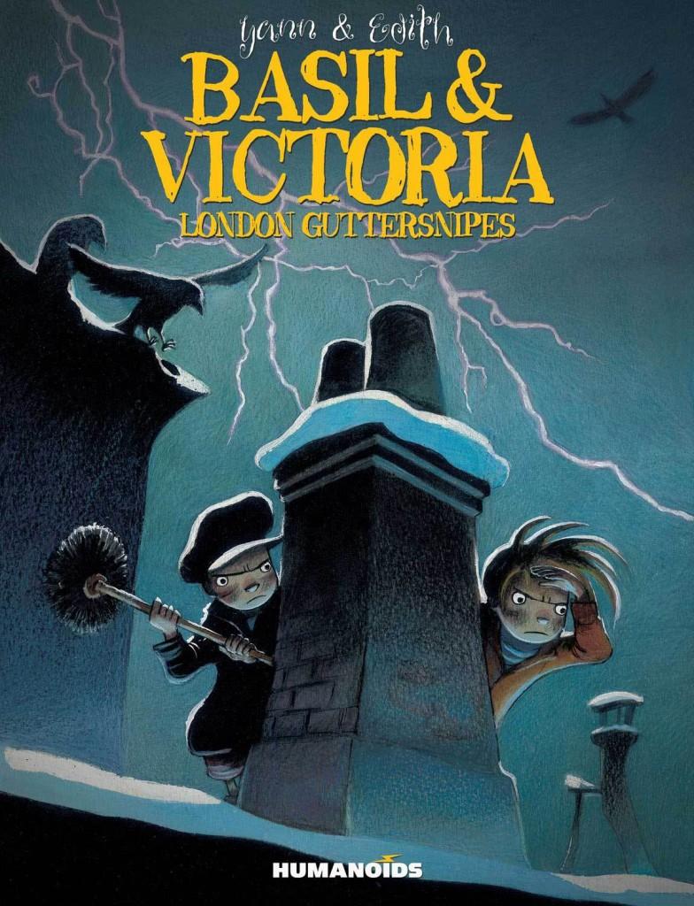 Basil & Victoria: London Guttersnipes