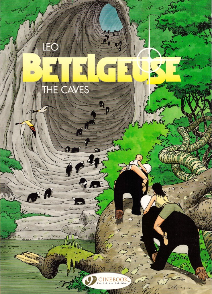 Betelgeuse: The Caves