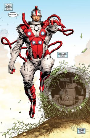 Divinity graphic novel review