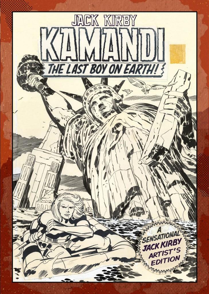 Jack Kirby's Kamandi, The Last Boy on Earth, Vol. 1: Artist's Edition