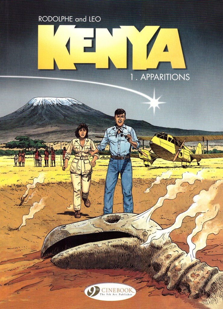Kenya: 1. Apparitions