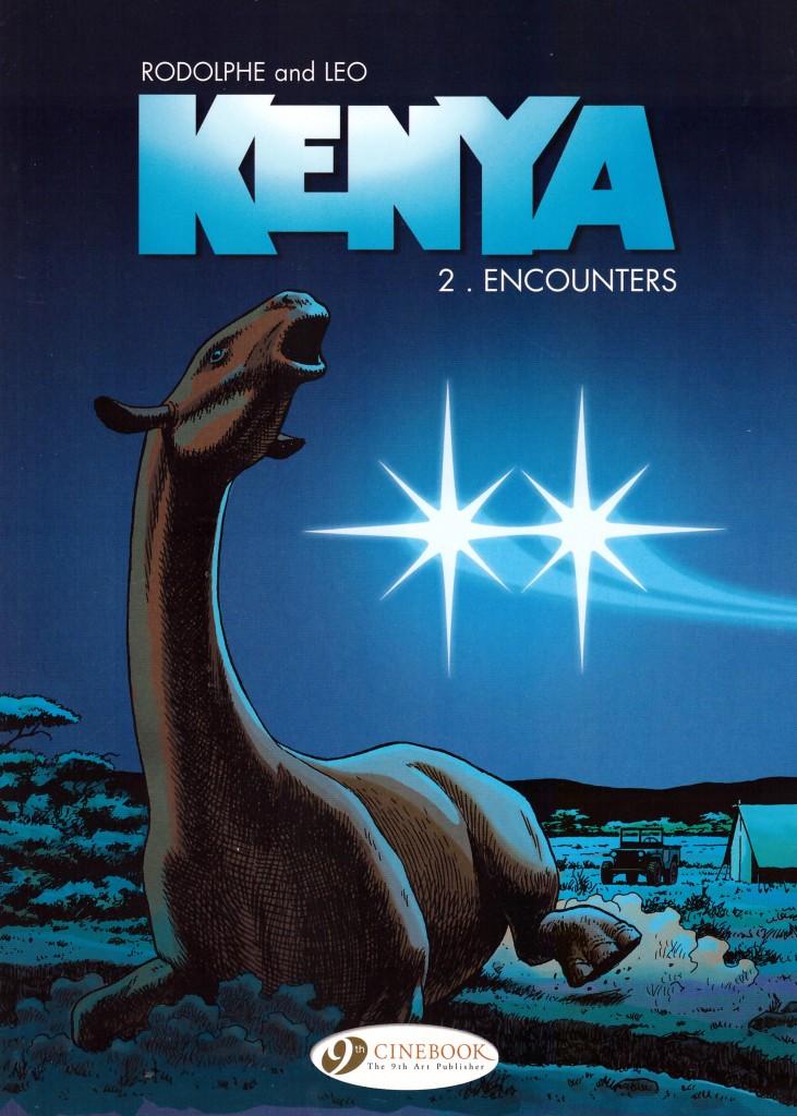 Kenya: 2. Encounters
