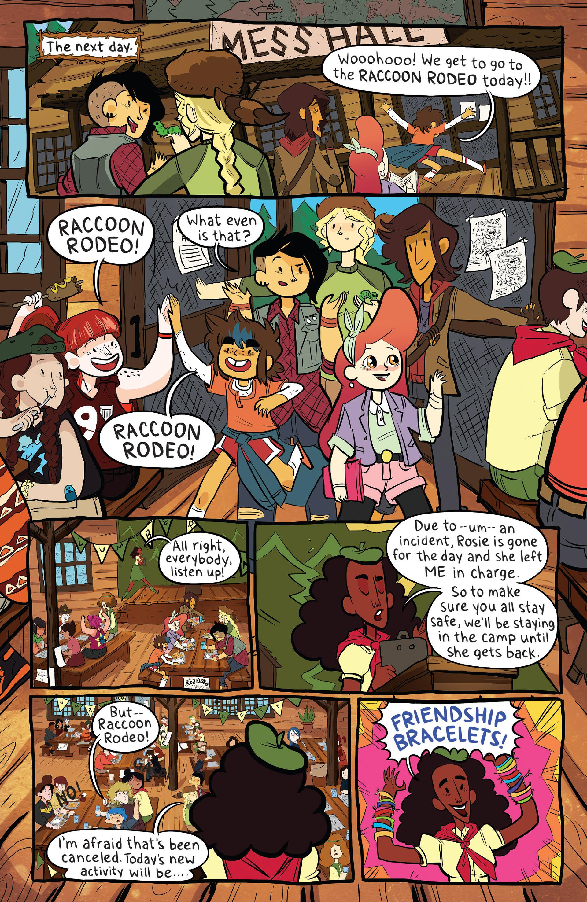 Lumberjanes 2 Friendship to the Max review