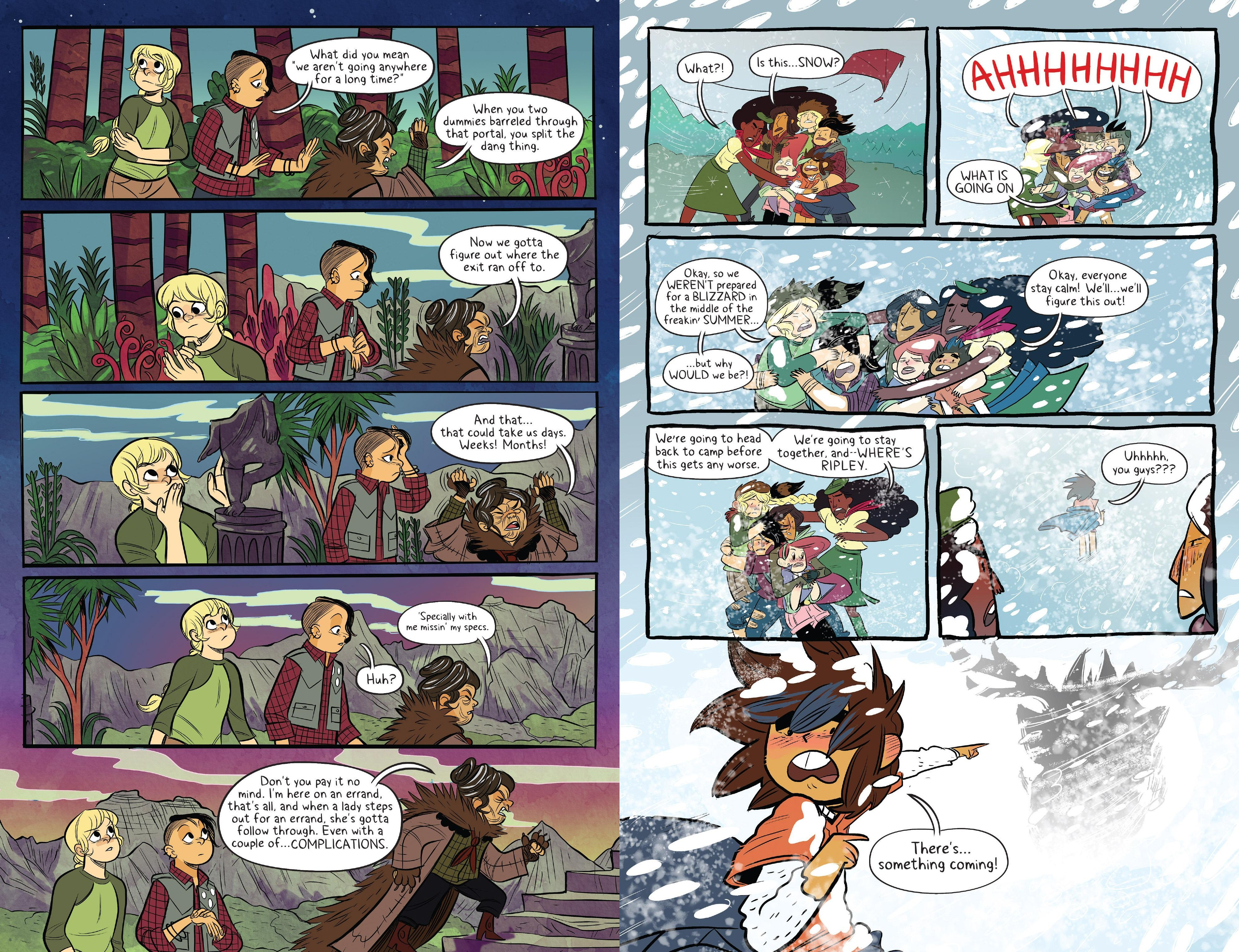 Lumberjanes to the Max 2 review
