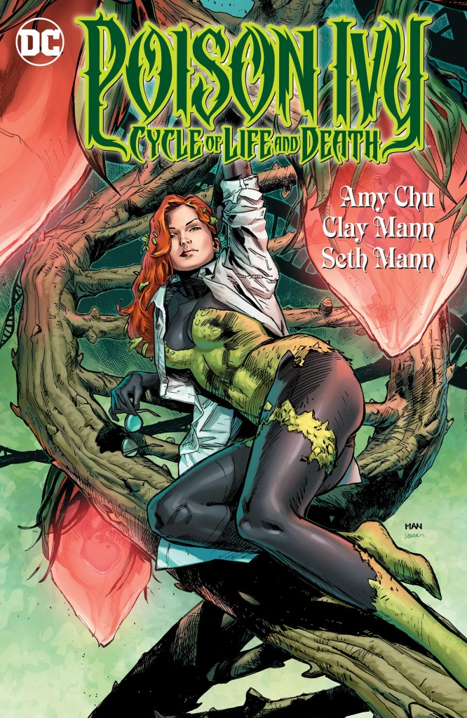 Poison Ivy: Cycle of Life and Death