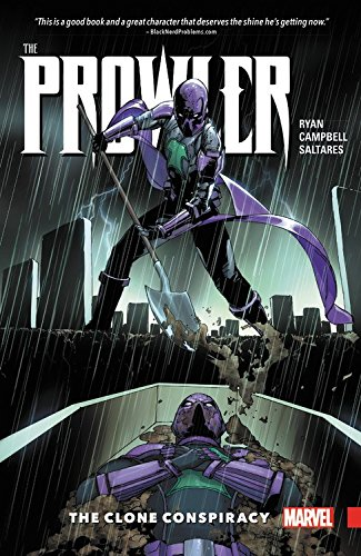 The Prowler: The Clone Conspiracy