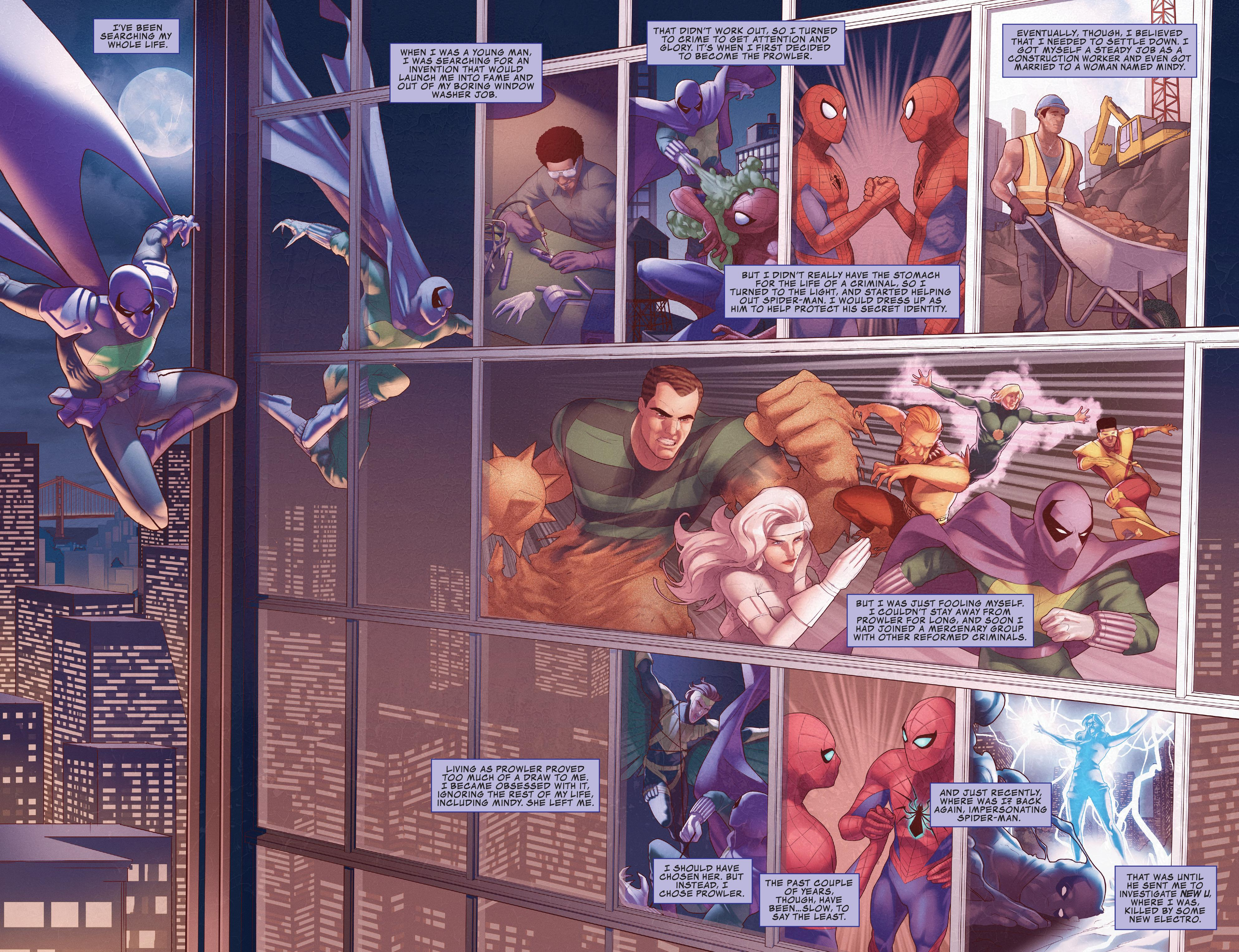 Prowler The Clone Conspiracy review