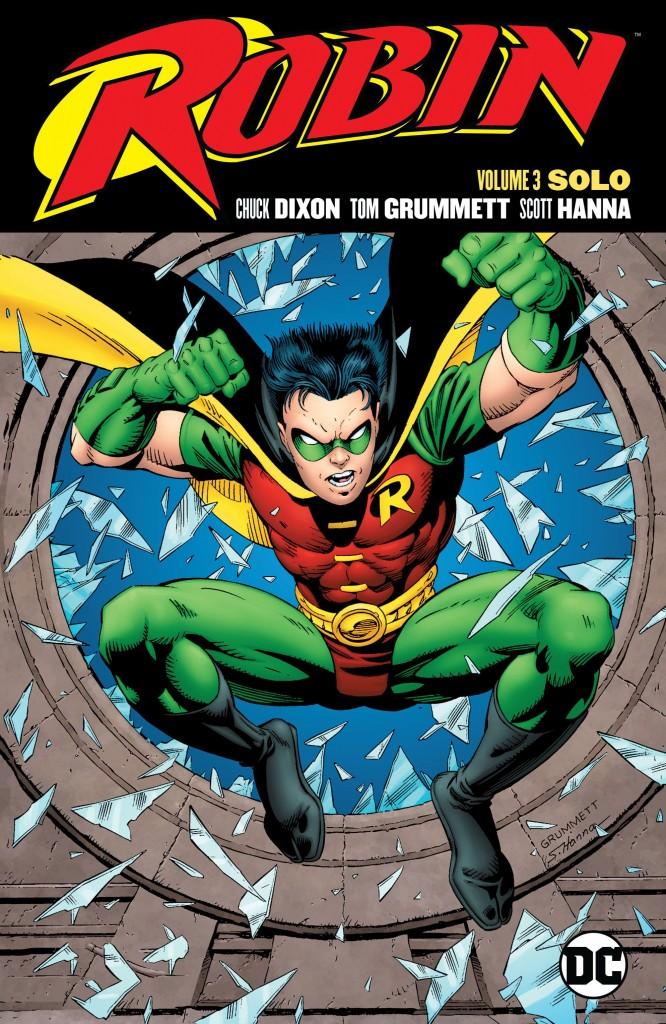 Robin Volume 3: Solo