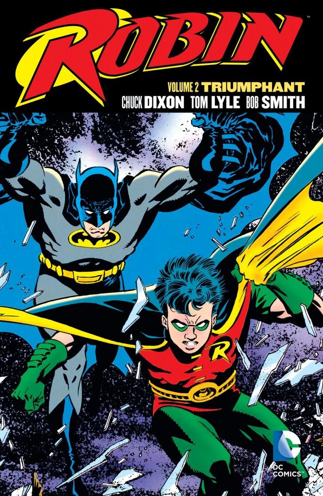 Robin Volume 2: Triumphant
