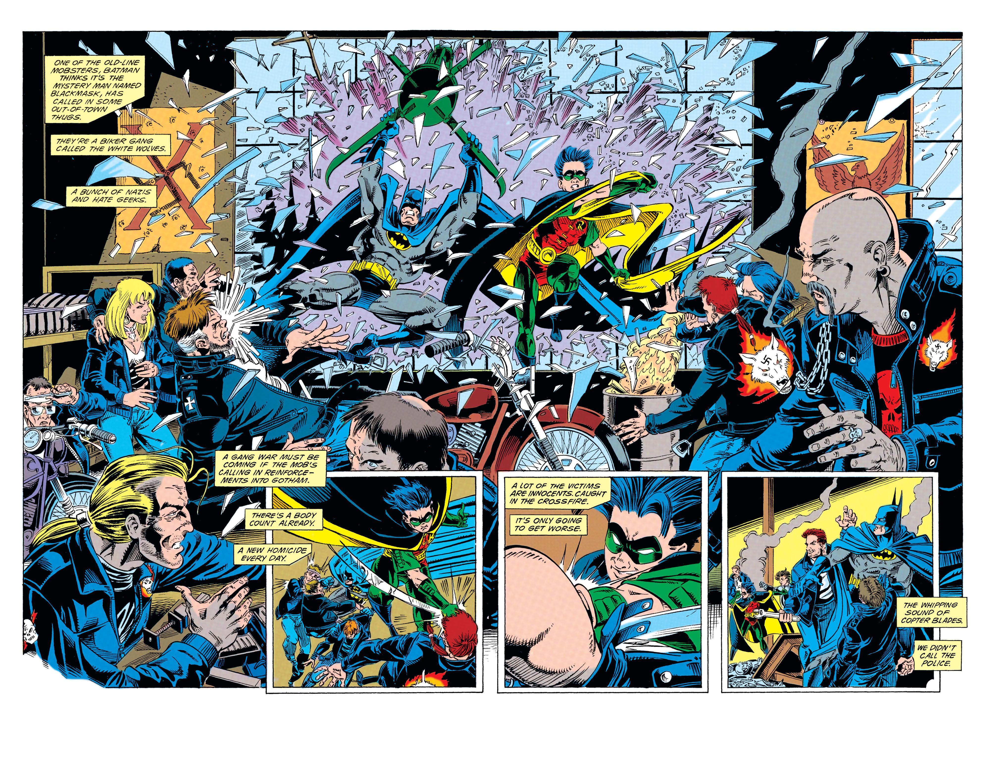 Robin Triumphant graphic novel review
