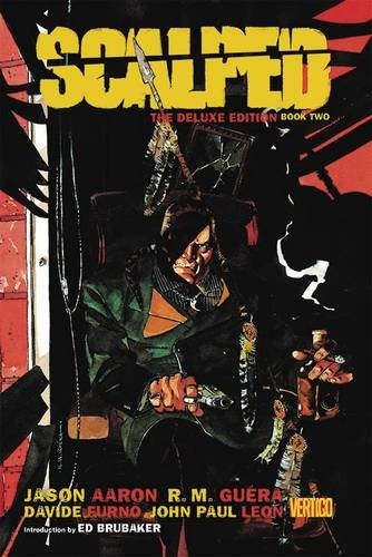 Scalped Deluxe Edition Book 2