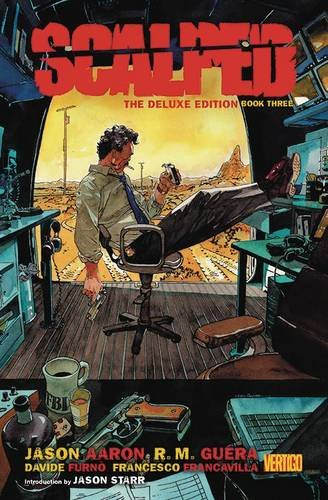 Scalped Deluxe Edition Book 3