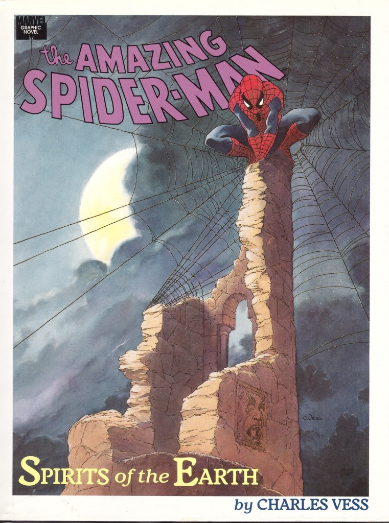 Amazing Spider-Man: Spirits of the Earth