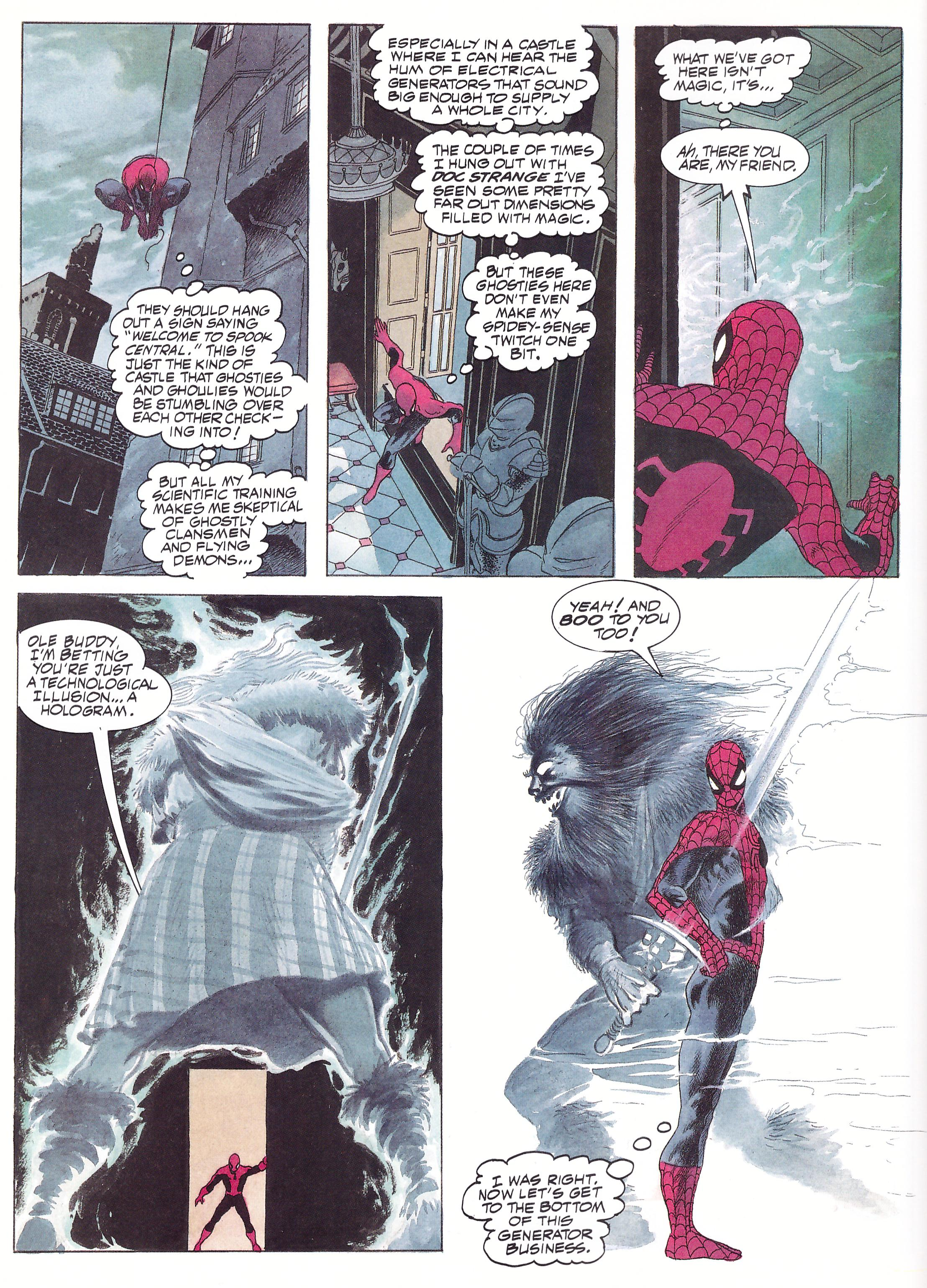 Spider-Man The Graphic Novels review