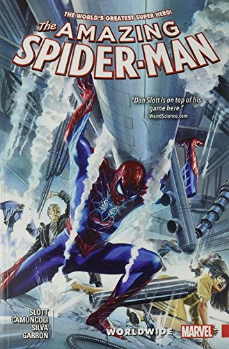 Amazing Spider-Man: Worldwide Vol. 4 – Before Dead No More