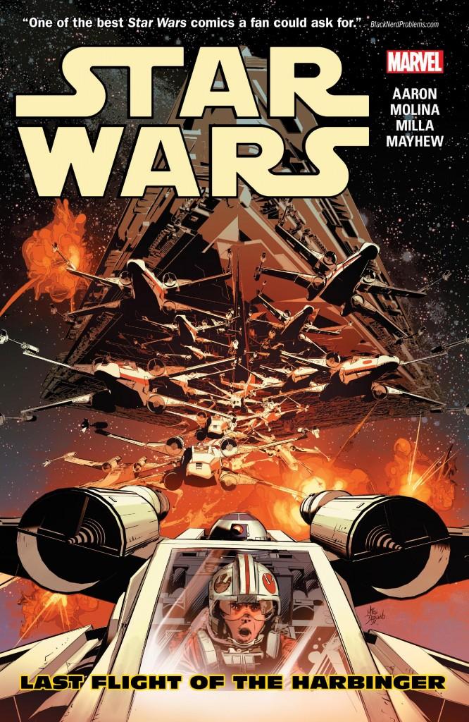 Star Wars: Last Flight of the Harbinger