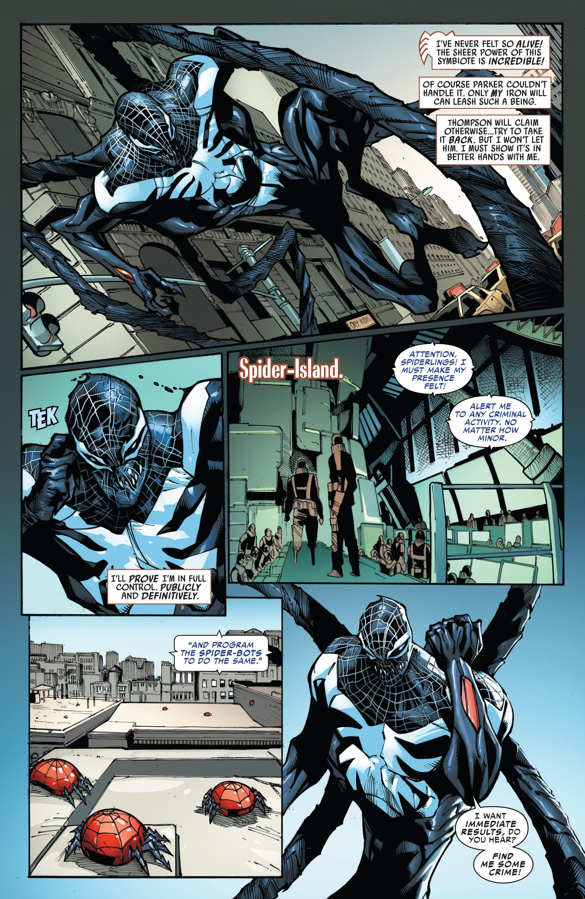 Superior Spider-Man HC Vol 3 review
