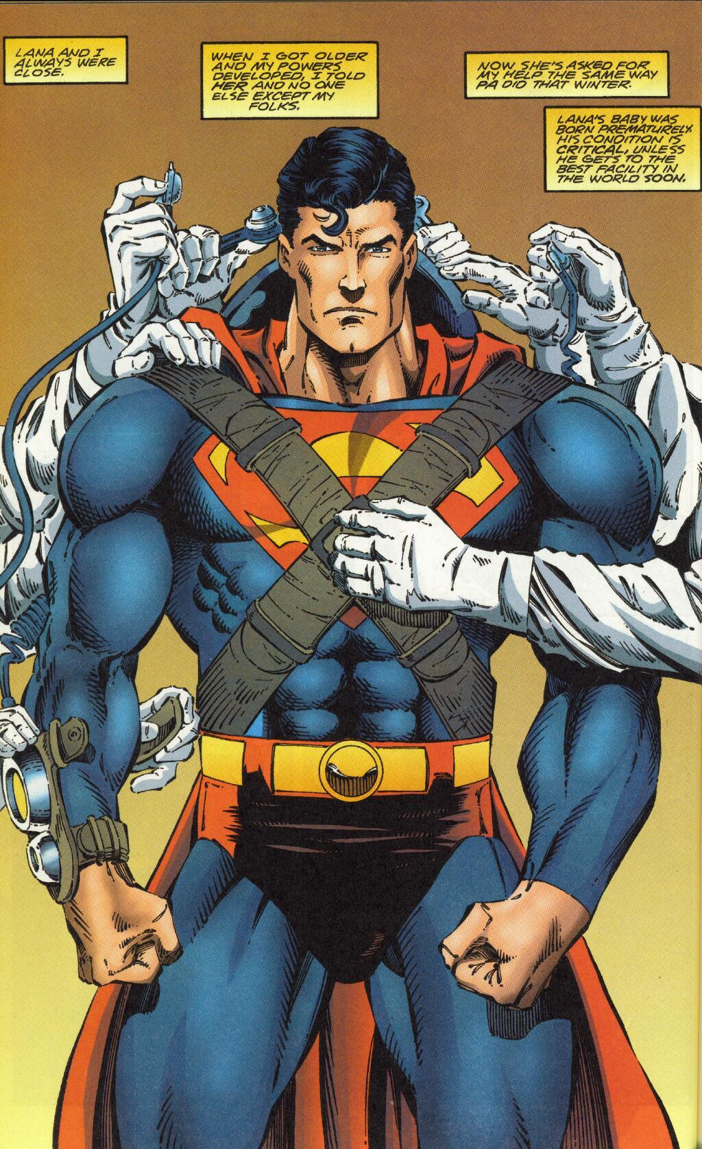 Superman The Doomsday Wars review