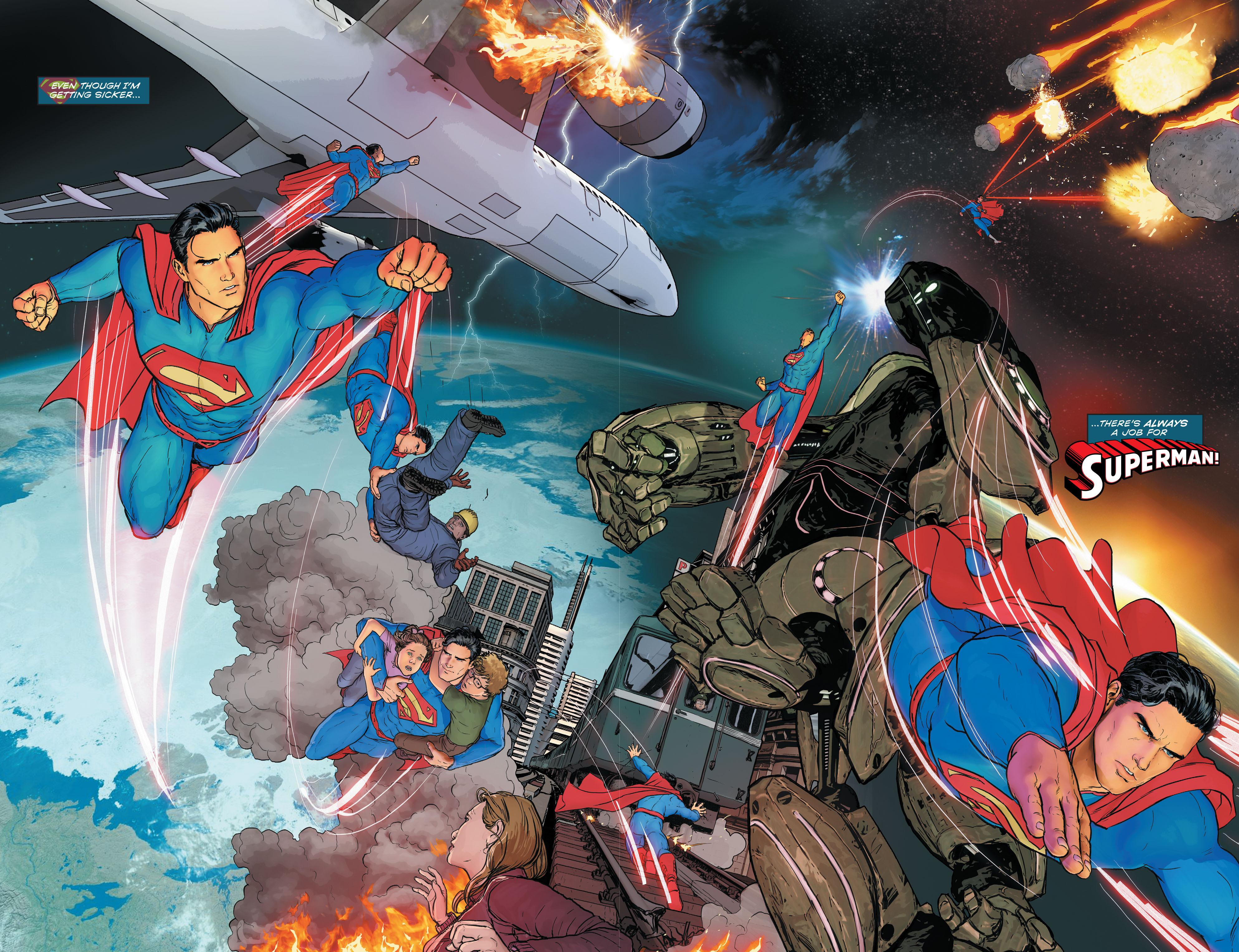 SupermanThe Final Days of Superman review