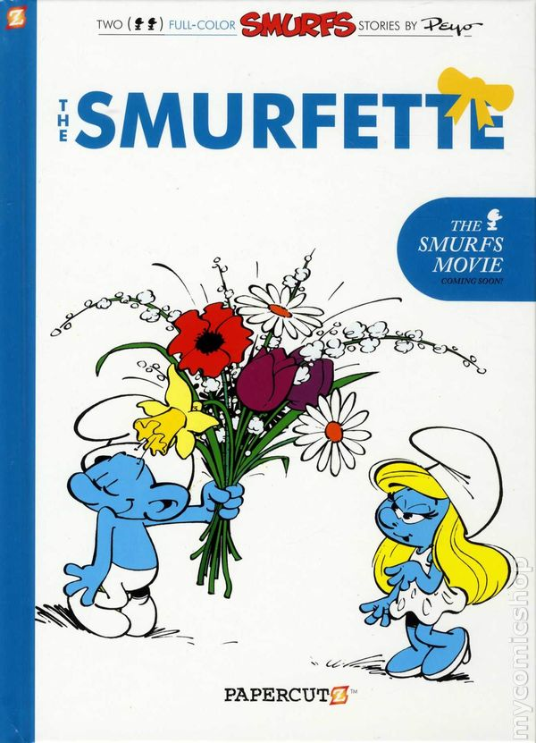 The Smurfs: The Smurfette