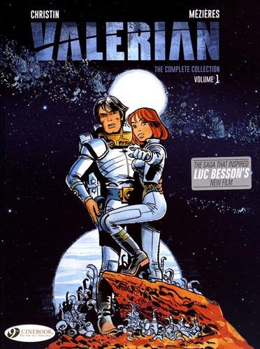 Valerian: The Complete Collection Volume 1