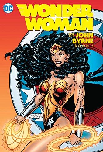 Wonder Woman by John Byrne Book 1
