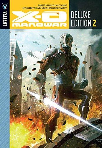 X-O Manowar: Deluxe Edition 2