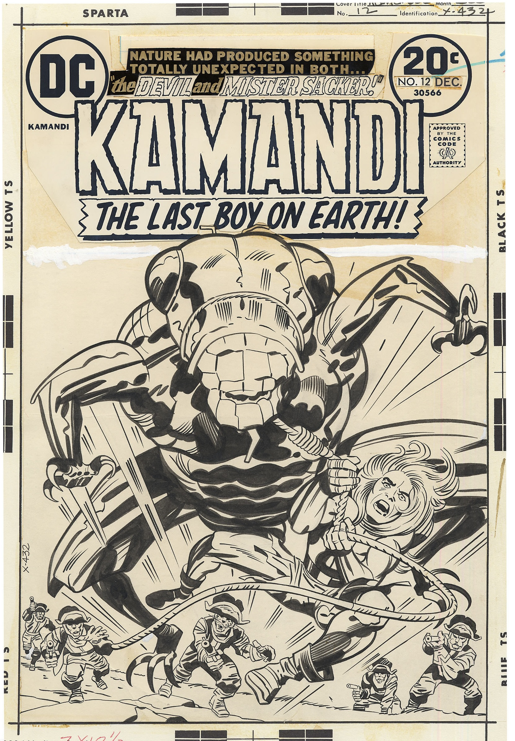 Jack Kirby Kamandi Artist Edition 2 review