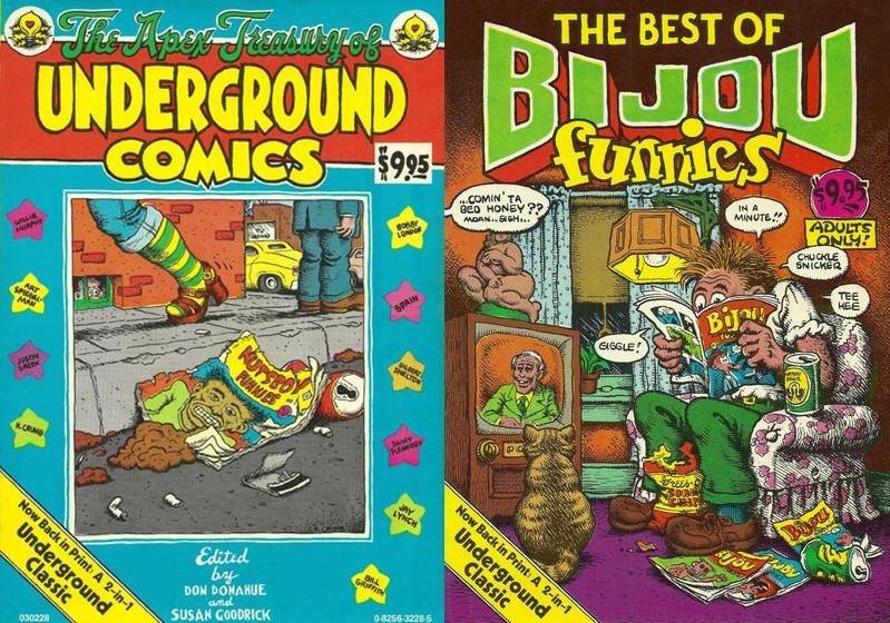 The Apex Treasury of Underground Comics/The Best of Bijou Funnies