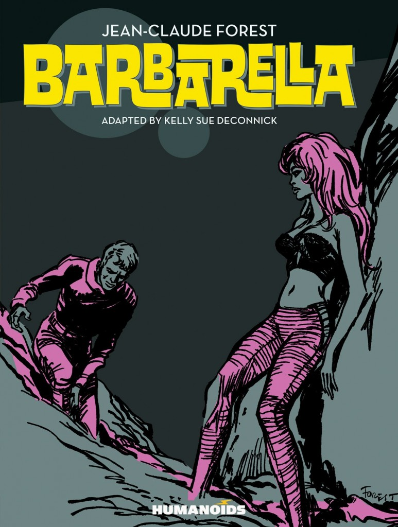Barbarella and the Wrath of the Minute Man