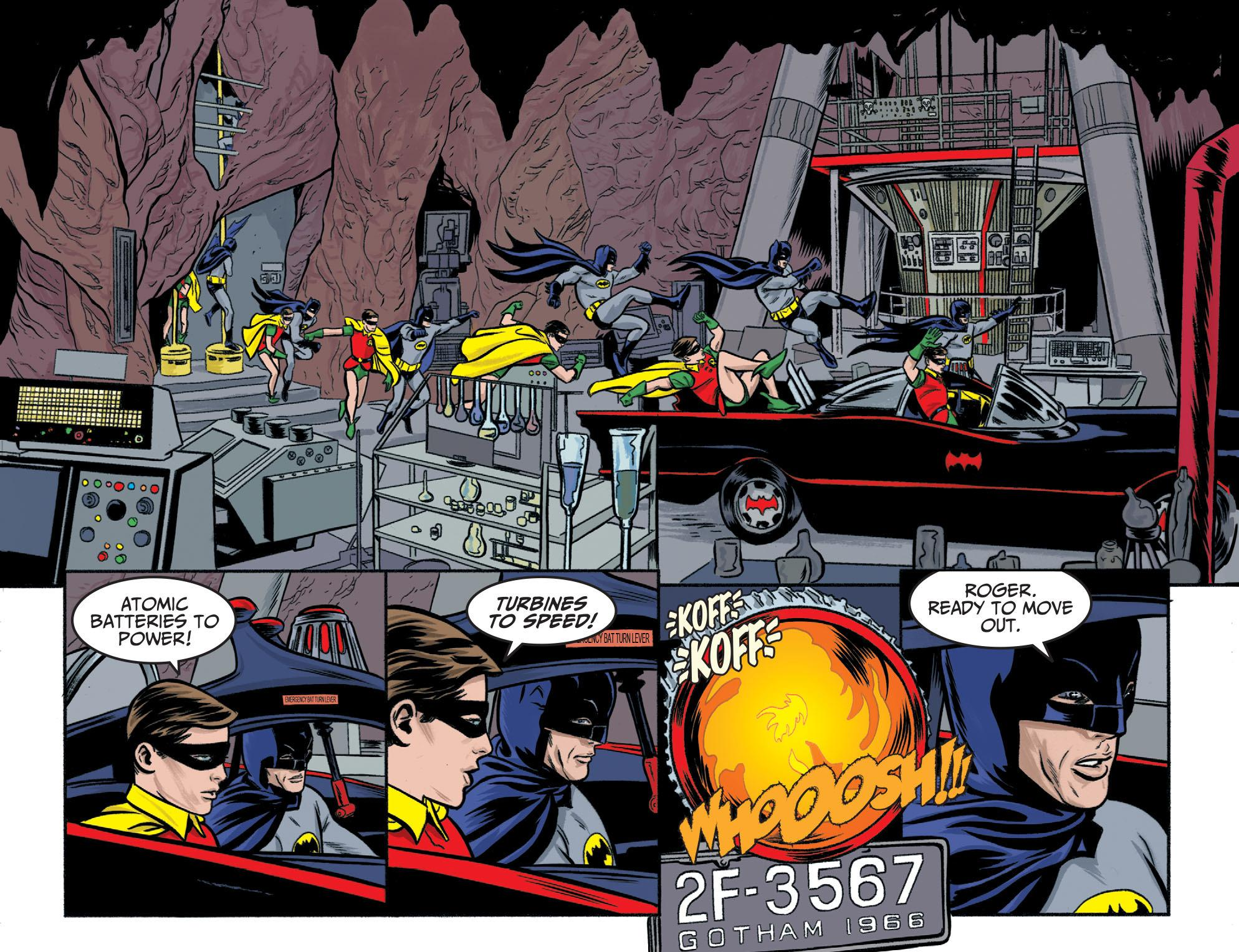 Batman '66 vol 5 review