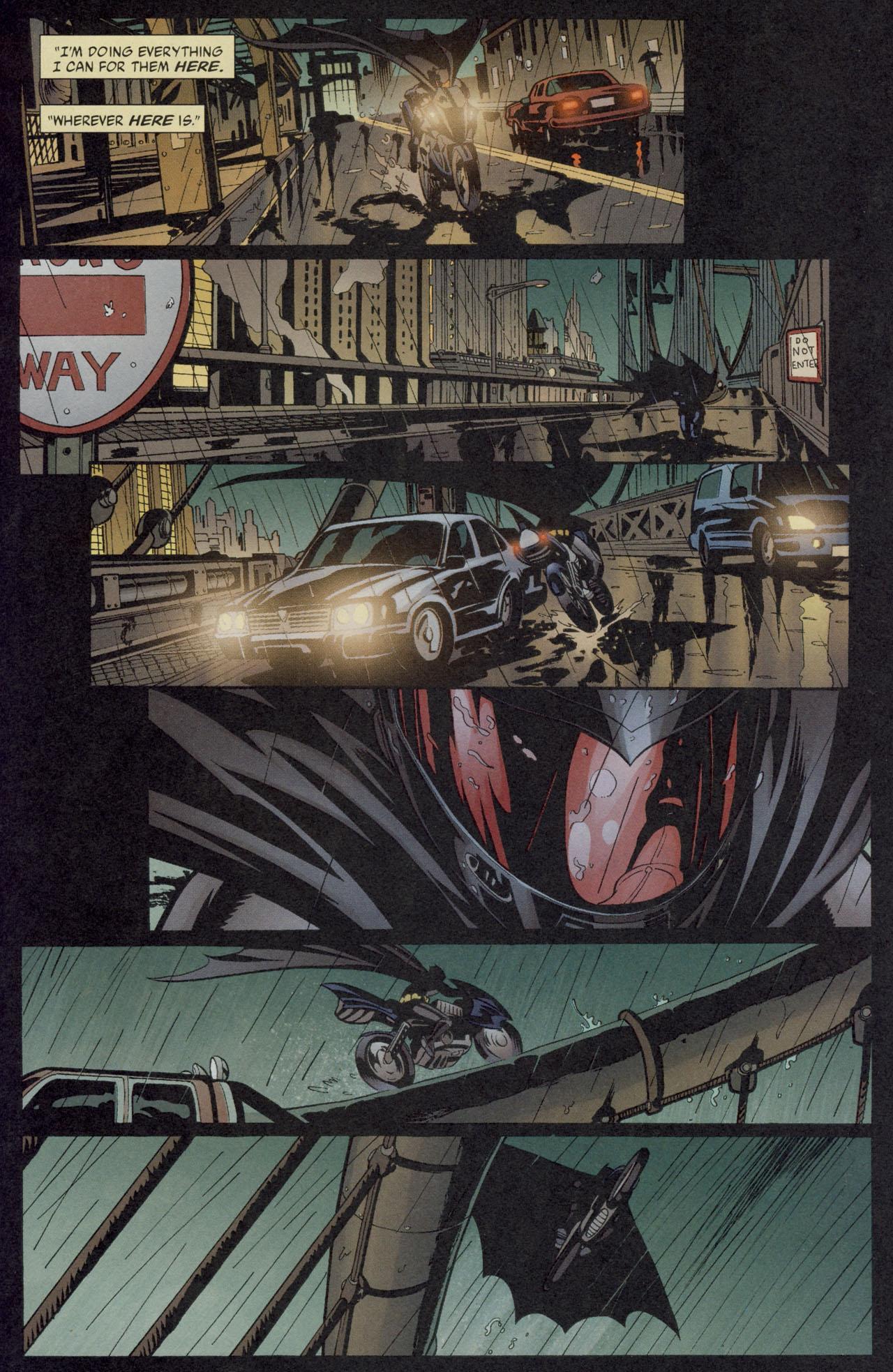 Batman War Drums review