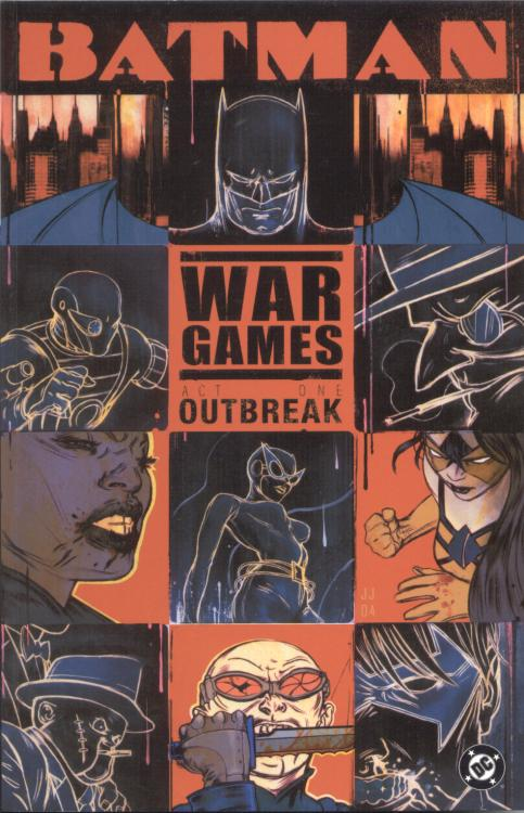 Batman: War Games Act One – Outbreak