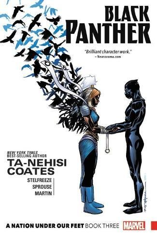 Black Panther: A Nation Under Our Feet Book Three