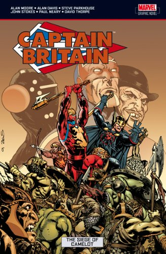 Captain Britain: The Siege of Camelot