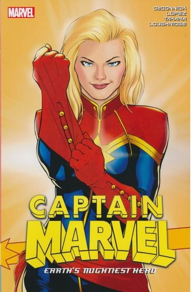 Captain Marvel: Earth's Mightiest Hero Volume 3