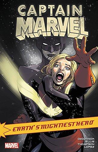 Captain Marvel: Earth's Mightiest Hero Volume 4
