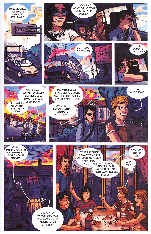 Cherub Class A graphic novel review
