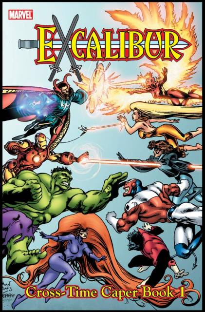 Excalibur: The Cross-Time Caper Book 1