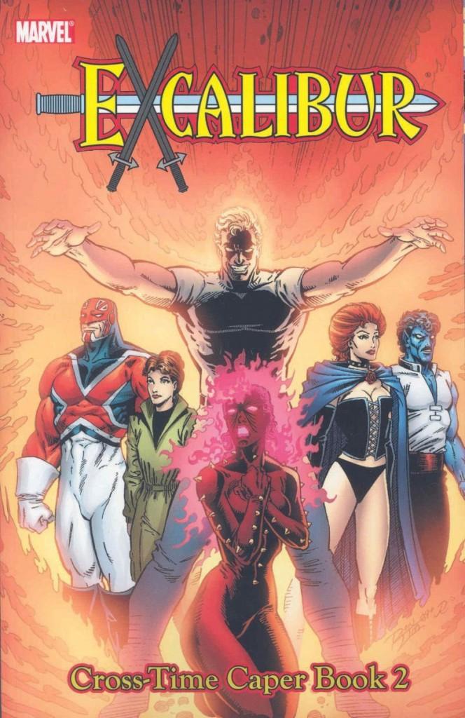Excalibur: The Cross-Time Caper Book 2
