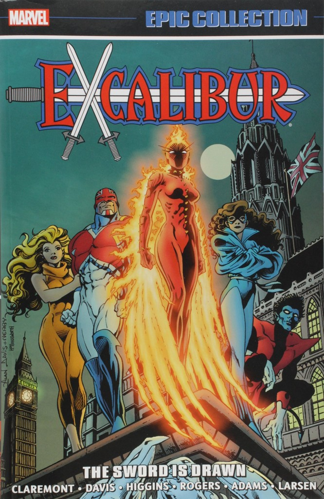 Marvel Epic Collection: Excalibur – The Sword is Drawn