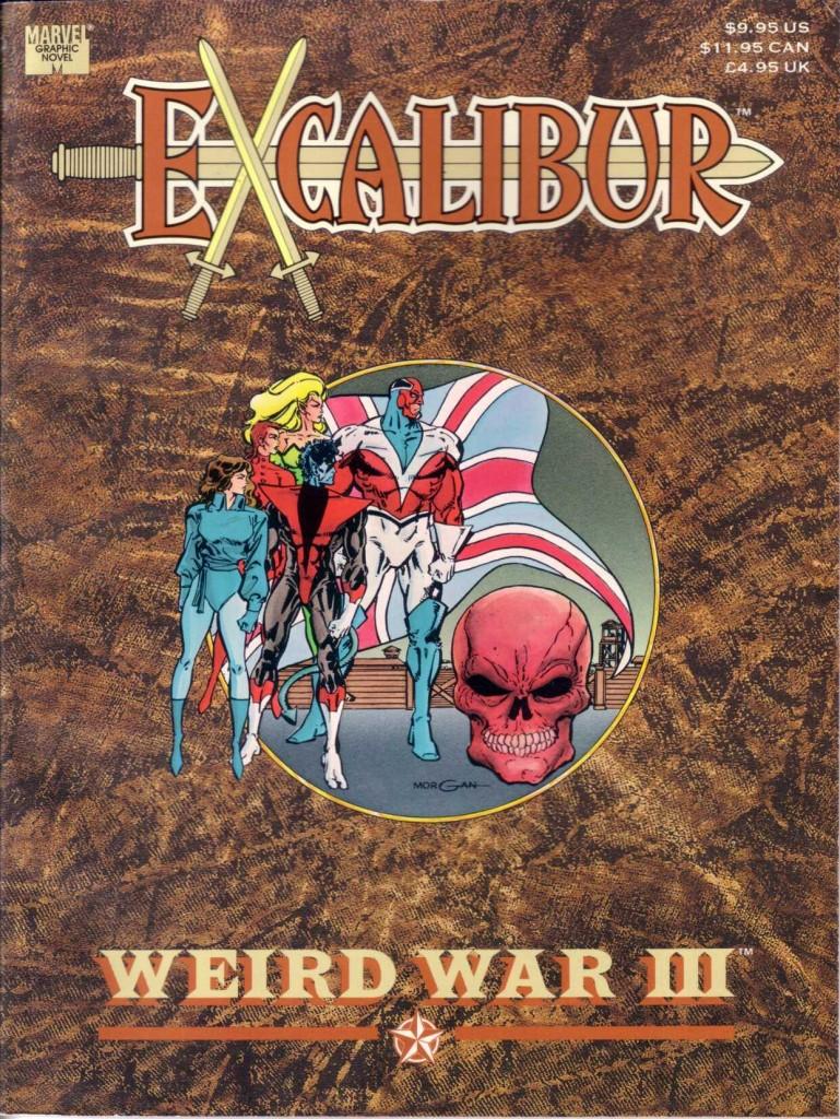Excalibur: Weird War III