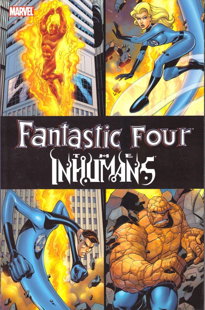 Fantastic Four/The Inhumans