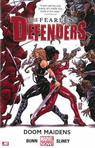 The Fearless Defenders: Doom Maidens