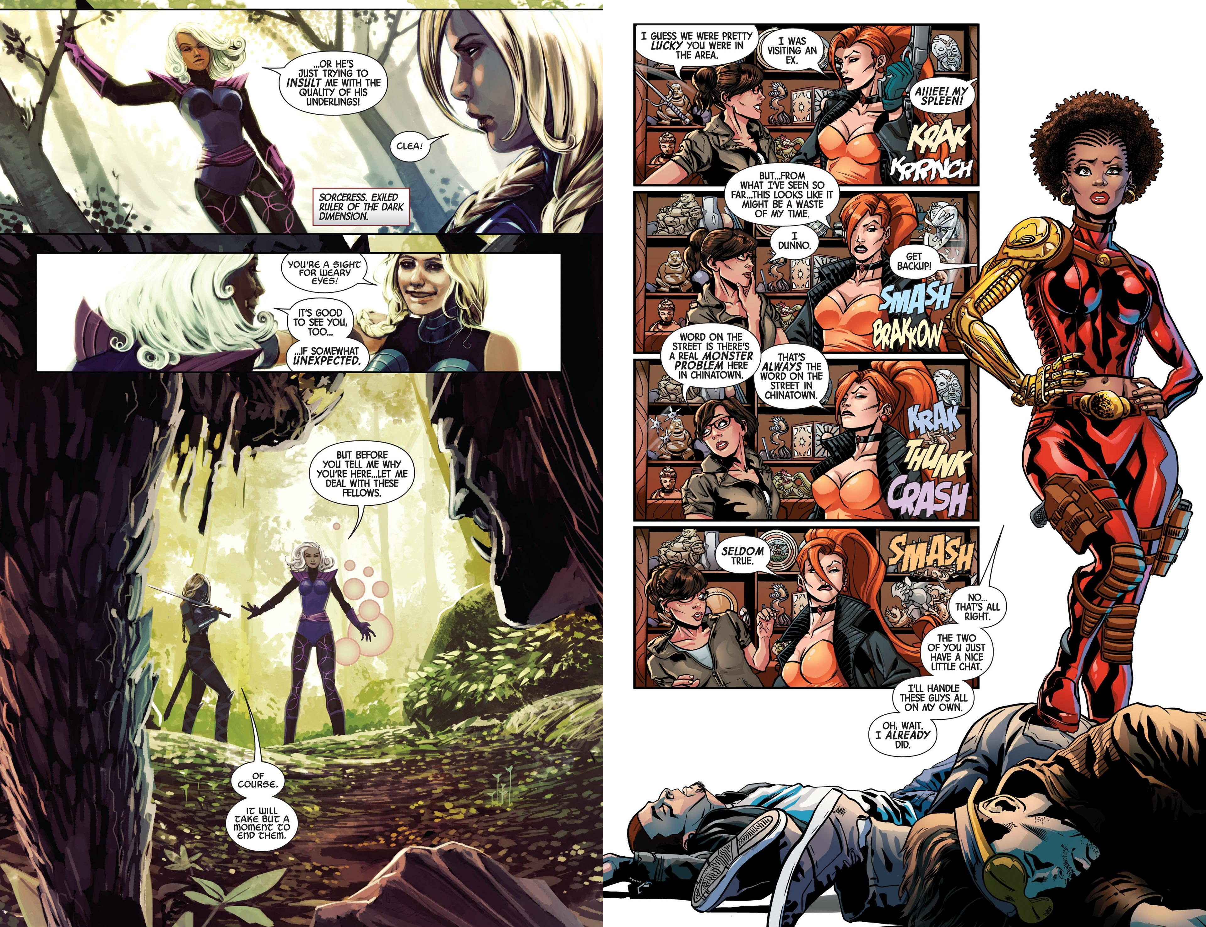 Fearless Defenders The Most Fabulous Fighting Team of All review
